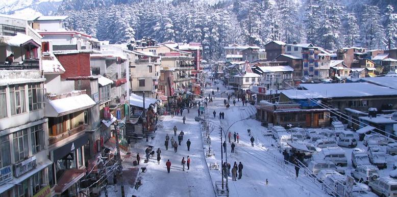 manali-mall-road