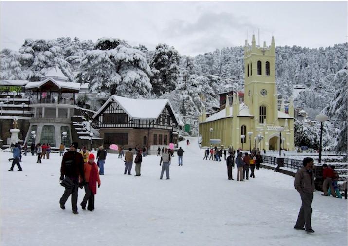 shimla-ridge-church